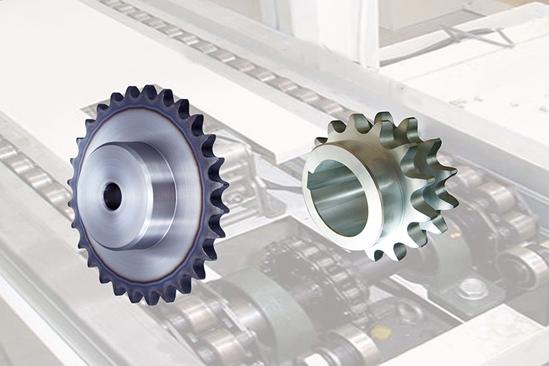 Machinery sprockets
