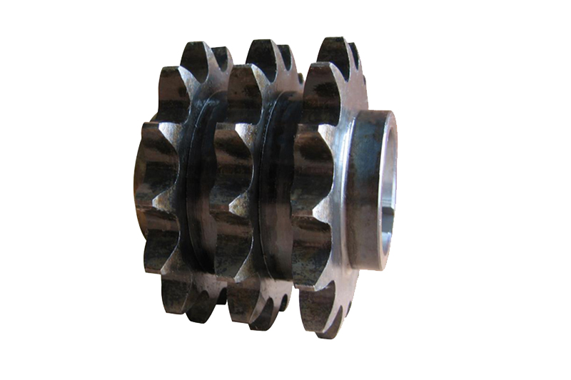 Industrial Sprocket Manufacturers Introduces The Handling Techniques For Chain Carbon Deposits