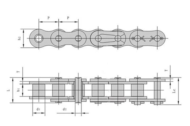 Roller Chain Manufacturers Introduces The Principle Of Tooth Profile Design Of Sprocket